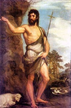 st. john the baptist - choleric
