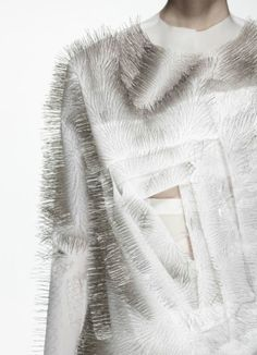 Interactive Fashion Designer Ying Gao Creates Voice Activated Fabric | The Creators Project