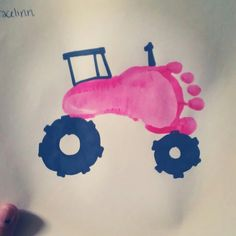 Foot tractors I LOVEEE this...Luke came up and I said what do u wanta look at he said tractors...so this is how we found it.
