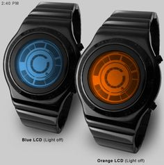 Kisai Rogue SR2 LED Watch - Man... I miss my old Nekura watch from this awesome website! But wow... I've been eyeing this one for quite awhile! Swag! $159.00