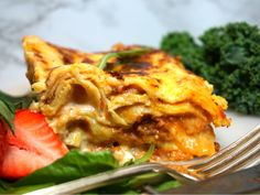 Die beste Lasagne der Welt - Another! Italian Recipes, New Recipes, Cooking Recipes, Healthy Chicken Recipes, Healthy Cooking, Food For The Gods, Cooking For Beginners, How To Cook Chicken, Tasty Dishes
