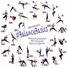 #balancebasics