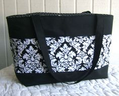 Langley's Tote Bag Sewing Pattern – Mrs. Langley's Tote Bag Sewing Pattern – Free! Langley's Tote Bag Sewing Pattern – Free! Bag Sewing Pattern, Bag Pattern Free, Bag Patterns To Sew, Tote Pattern, Sewing Patterns Free, Sewing Tutorials, Sewing Crafts, Sewing Projects, Bag Tutorials