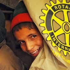 Rotary at work in the world.