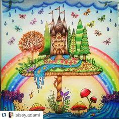 """106 mentions J'aime, 11 commentaires - Minha Floresta Encantada (@minha_florestaencantada) sur Instagram : """"#Repost @sissy.adami ・・・ O dia pode nascer cinza mas quem escolhe as cores para transformá-lo é…"""""""