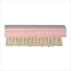 Vinyl & Leather Scrub Brush * Magnolia Brush 176 White Tampico Hand & Nail Brush 4-3/4 X 1- (36 EA I).  #Magnolia_Brush #Automotive_Parts_and_Accessories