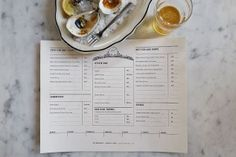 The Ordinary oyster bar