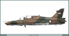 BAe Hawk Mk 100 - Indonezjan Air Force (2000)