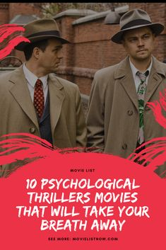 10 Psychological Thrillers Movies That Will Take Your Breath Away