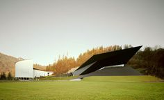 Tyrolean Festival Hall | Delugan Meissl Associated Architects | Erl, Austria | Project Portfolio | Architectural Record