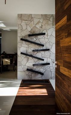 15 muros llorones perfectos para tu casa (interior y exterior) (De GracielaGomezOrefebre)