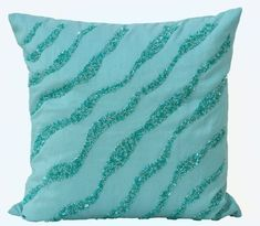 8 Simple and Crazy Tricks Can Change Your Life: Decorative Pillows Ideas Floor Cushions cheap decorative pillows christmas gifts. Teal Cushion Covers, Teal Cushions, Teal Throw Pillows, Gold Pillows, Couch Pillows, Rustic Decorative Pillows, Handmade Pillows, West Elm, Couch Grey