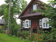 Wiejska architektura wsi Soce - Poland