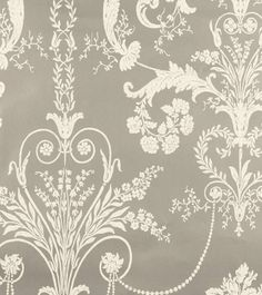Josette Pewter from the Laura Ashley wallpaper collection. Laura Ashley, Pewter, 21st, Tapestry, Wallpaper, Collection, Home Decor, Tin, Hanging Tapestry