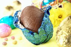 Laat chocoladevlekken je paasfeest niet bederven. Met deze …