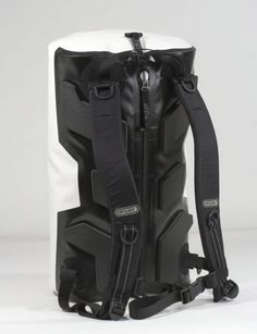 Ortlieb's D-Fender looks like an unassuming biking backpack, but actually sports a foam pad with air channels, waterproof shell and a system of straps and...