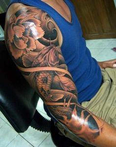 Die 44 Besten Bilder Von Ganzarm Tattoos Tattoo Artists Tattoo