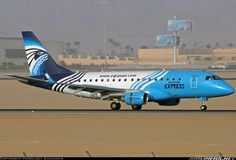 EgyptAir Express SU-GDI Embraer ERJ-170-100LR 170LR aircraft picture