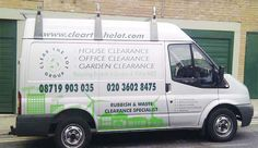 House Clearance, Office Clearance, Garden Clearance & Rubbish Clearances Company in London, UK.