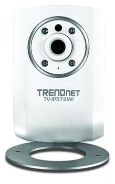 $99.95 TRENDnet Megapixel Wireless and Day/Night Internet Camera TV-IP572WI