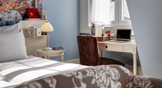 5x special places to stay in Lisbon, Portugal. LX Boutique Hotel - Map of Joy