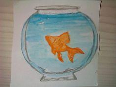 #fish #watercolors #watercolor