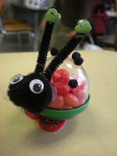 Love Bug Craft for V-day