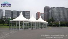 Shelter Tent have all size small tent for sale in stock. Small tents are best for small gertherings and kid's parties. Shelter small tent with its classic high-peaked and elegant Canopy Tent For Sale, Tent Sale, Outdoor Gazebos, Backyard Gazebo, Glass Wall Systems, A Frame Tent, Small Tent, Tent Living, Shelter Tent