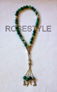 ROSESTYLE DESIGNER: Tespih (Rosary)
