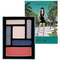 Stila - Rockin' In Rio Travel Palette  #sephora