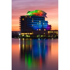 Cardiff in pictures: one of National Geographic's top 10 summer destinations for 2011 - Telegraph Cardiff Bay, Cardiff Wales, Celtic Nations, Cymru, South Wales, Capital City, Great Britain, National Geographic, England