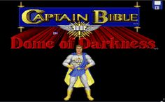 captain bible!