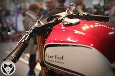 Honda CB 1100 F for Fast - RocketGarage - Cafe Racer Magazine