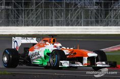 Paul di Resta, Sahara Force India F1 Team drives the VJM06   Main gallery   Photos   Motorsport.com
