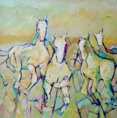 Original Contemporary Modern Art Abstract Paintings by Filomena de Andrade Booth, painting by artist Filomena Booth
