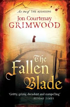 Today's Kindle SciFi/Fantasy Daily Deal is The Fallen Blade ($1.99), the first novel in the Vampire Assassin Trilogy by Jon Courtenay Grimwood [Orbit/Hachette]. Orbit always has some of the best books on the SF/Fantasy shelves