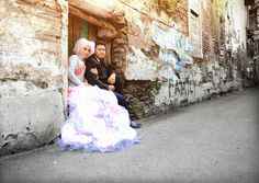 Oky and Winda's Prewed @Jalan Gula 2