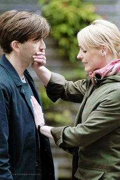 David Tennant from the Single Father.
