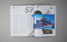 Shanghai Ranking Book - Graphic Design by Sawdust