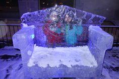 Ice Sculpture #Ice #Sculpture in #Ottawa #Canada #art #streetart