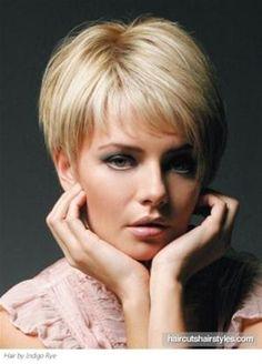 Bing : Short Hair Cuts for Women by sherrie.gil