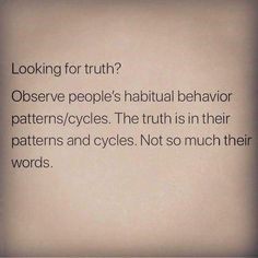 Amen! So true! That's how you know people. Somehow they think that when they start behaving different that you don't notice and if you acknowledge their behavior, they blame you for whatever they can blame you for to cover what they are truly doing.
