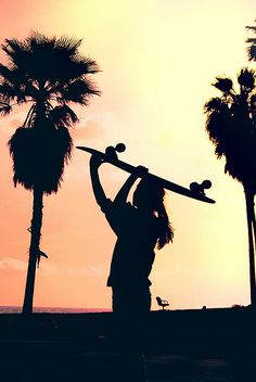 Longboard California | FB: www.facebook.com/GiovannaBravarPh… | gioyoui | Flickr