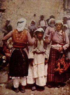 Shqipëria e vitit 1931 me ngjyra,