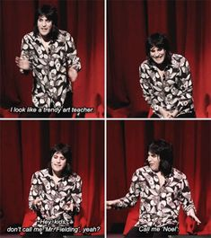 22 Times Noel Fielding Was The Most Hilariously Weird Man In Britain