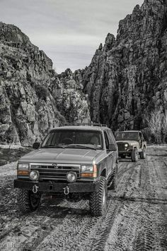 Noice Off Road Bumpers, Winch Bumpers, Custom Ford Trucks, Bronco Ii, Ford Explorer, Ford Motor Company, Old Trucks, Toyota Land Cruiser, Offroad