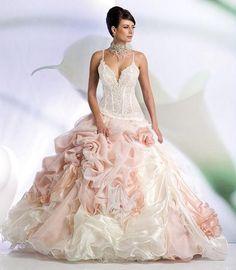 krásné svatební šaty - Hledat Googlem Šaty Pro Nevěsty 9381ca76f8