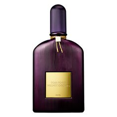 Tom Ford Velvet Orchid is an oriental floral that evolves the carnal grandeur and seductive power of the iconic Tom Ford Black Orchid into an uber-feminine fragrance lavished with notes of cool citrus, dramatic petals, suede accord, and vanilla.  Ric