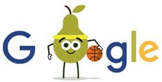 August 17th, 2016 animated image Day 13 of the 2016 Doodle Fruit Games! Find out more at g.co/fruit https://www.google.com/logos/doodles/2016/2016-doodle-fruit-games-day-13-5751002868219904-hp.gif (search page mini doodle -quite different-: https://www.google.com/logos/doodles/2016/2016-doodle-fruit-games-day-13-5751002868219904-res.png )