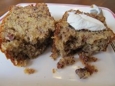 I had a couple of bananas that were on their way out the door and I didn't want to throw them away. So I decided to make my favorite banana bread with them. I could have slathered it with a…